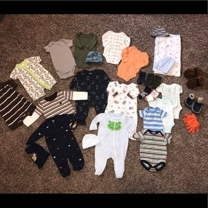 Other - Boys 0-3M Bundle